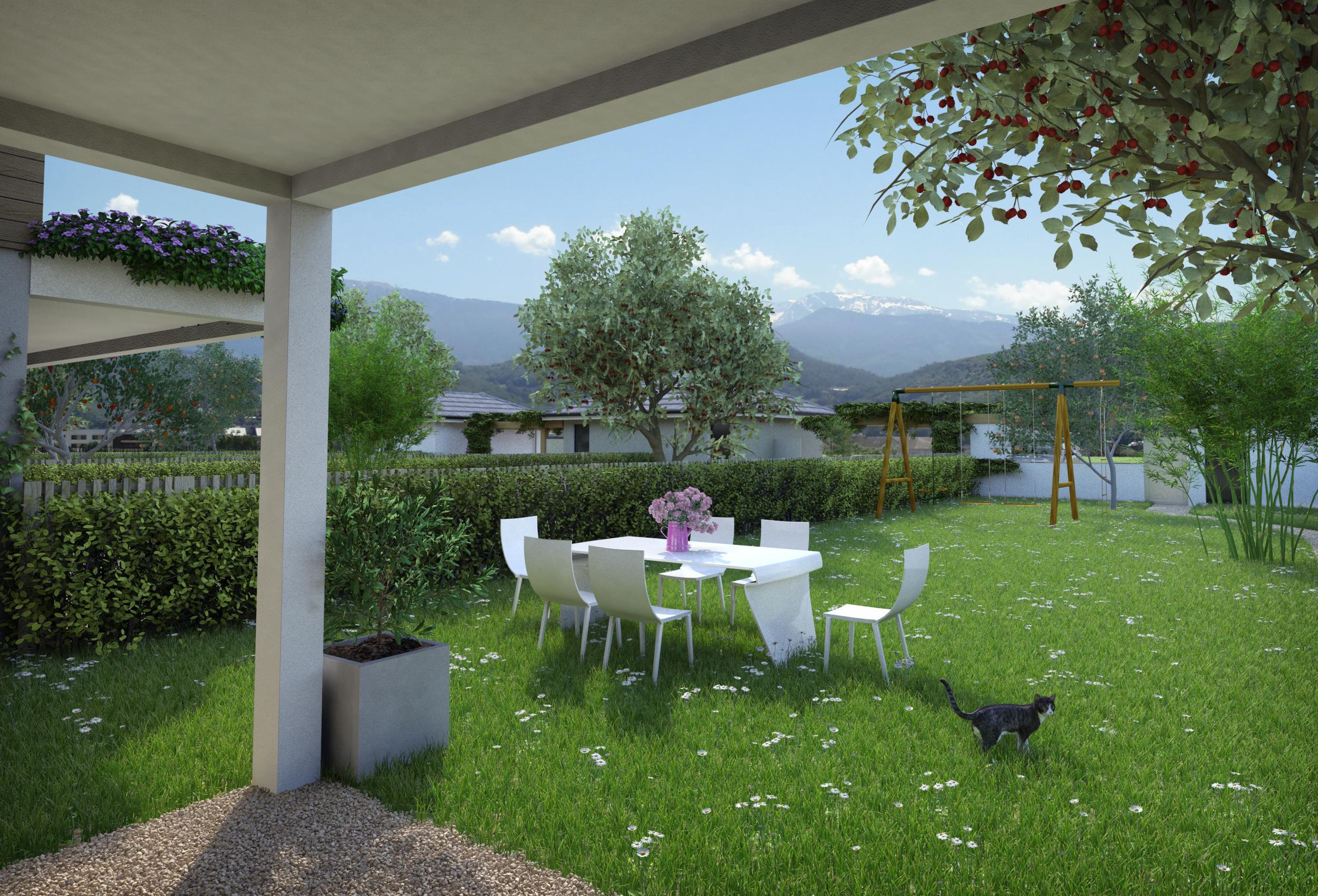 Maisons du constructeur LES MAISONS DE L ATELIER GROLL • 96 m² • LE PONT DE CLAIX