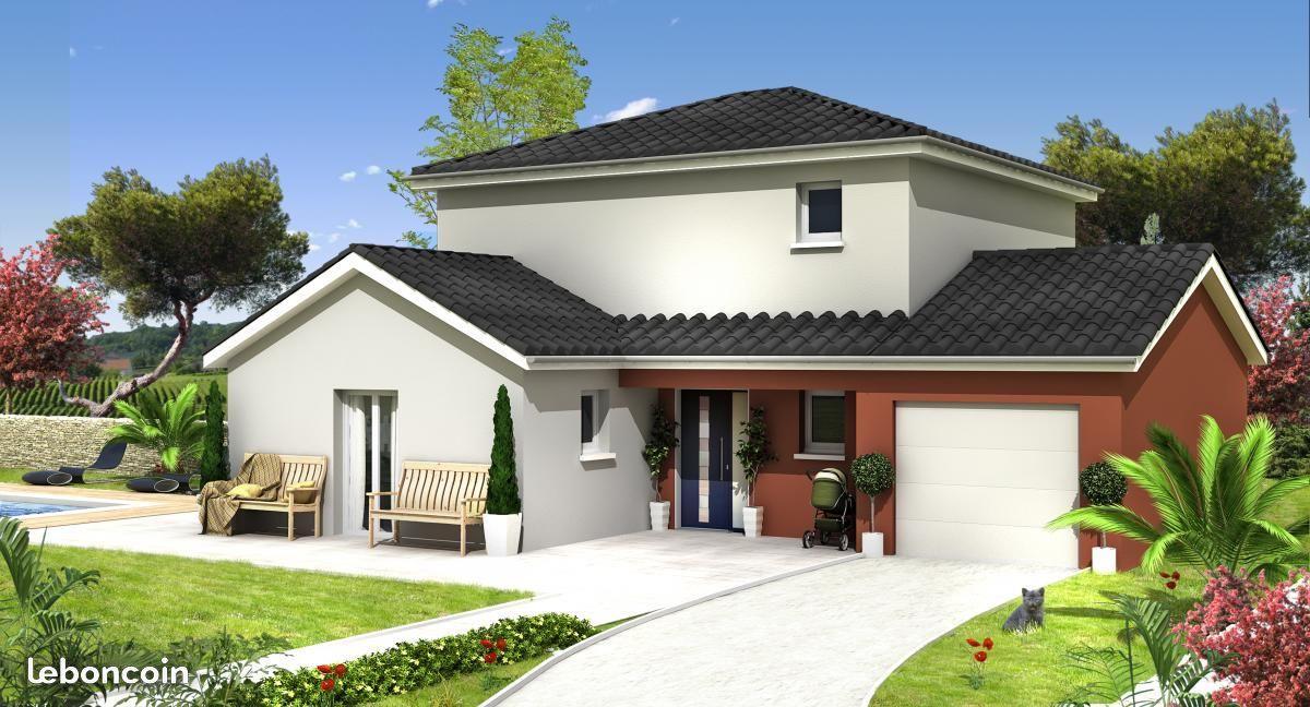 Maisons du constructeur ESQUISS 26 • 121 m² • JAILLANS