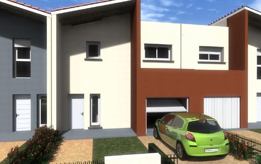 Maisons du constructeur ESQUISS 26 • 97 m² • VALENCE