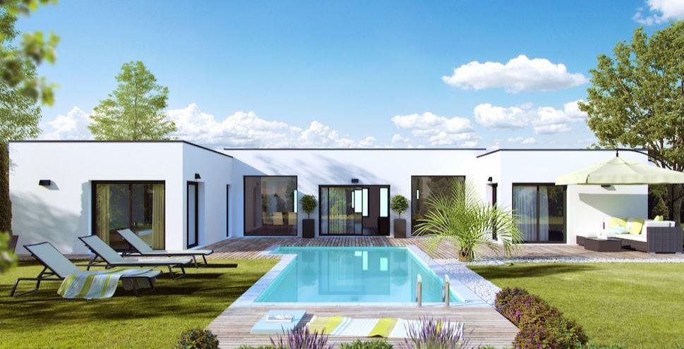 Maisons du constructeur ESQUISS 26 • 151 m² • PEYRINS