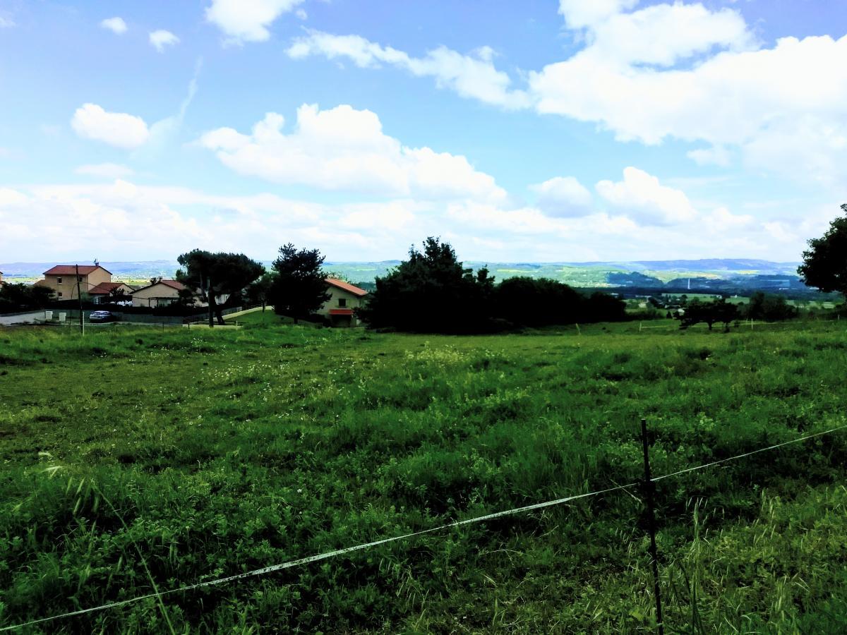 Terrains du constructeur ESQUISS 26 • 1400 m² • HOSTUN