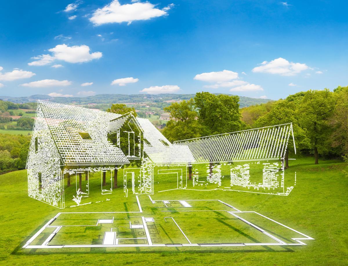 Terrains du constructeur ESQUISS 26 • 570 m² • CHAVANNES