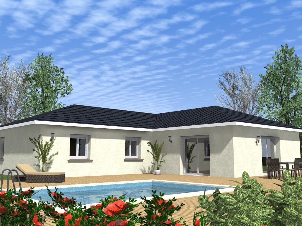 Maisons du constructeur ESQUISS 2607 • 115 m² • EYMEUX