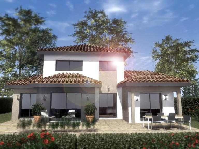 Maisons du constructeur ESQUISS 2607 • 130 m² • ROMANS SUR ISERE