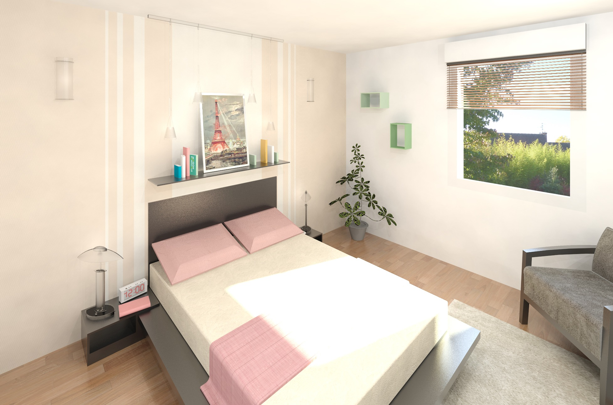 Maisons + Terrains du constructeur MAISON FAMILIALE • 93 m² • VILLENEUVE SUR BELLOT