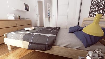 Maisons + Terrains du constructeur MAISON FAMILIALE • 93 m² • SAINT JEAN LES DEUX JUMEAUX