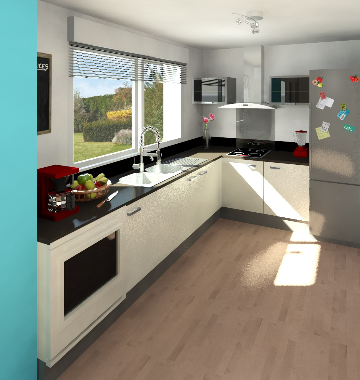 Maisons + Terrains du constructeur MAISON FAMILIALE • 116 m² • SAACY SUR MARNE