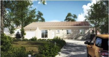 Maisons du constructeur MAISONS COTE SOLEIL SUD EST • 100 m² • MONDRAGON