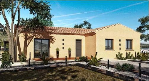Maisons du constructeur MAISONS COTE SOLEIL SUD EST • 91 m² • RASTEAU