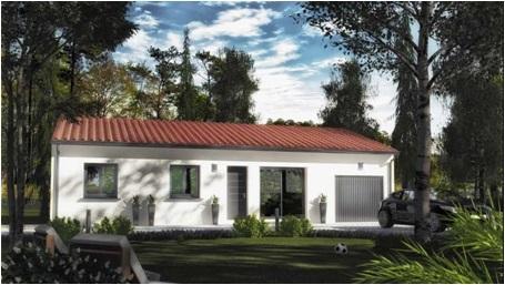 Maisons du constructeur MAISONS COTE SOLEIL SUD EST • 91 m² • CHATEAUNEUF DE GADAGNE