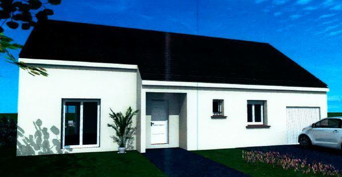 Maisons du constructeur AVENIR AMENAGEMENTS • 90 m² • APPOIGNY