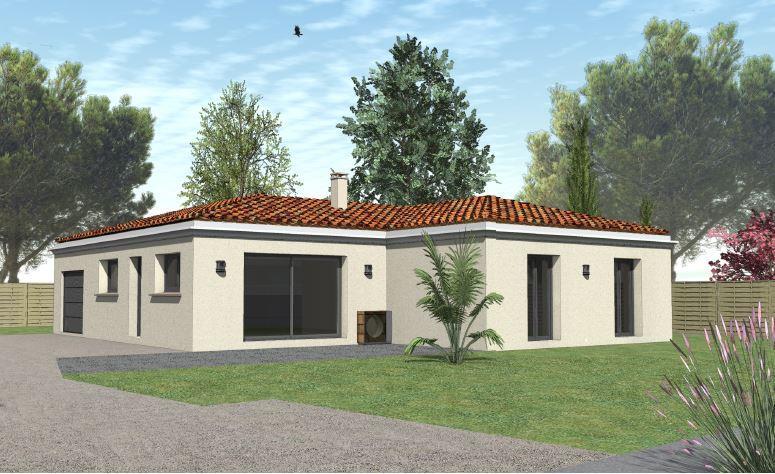 Maisons du constructeur TRADICONFORT SUD EST • 91 m² • SAINT DIDIER