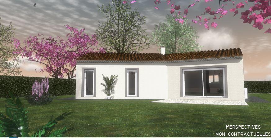 Maisons du constructeur TRADICONFORT SUD EST • 86 m² • CARPENTRAS