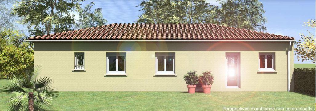 Maisons du constructeur TRADICONFORT SUD EST • 91 m² • CAMARET SUR AIGUES