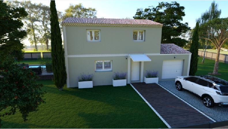 Maisons du constructeur TRADICONFORT SUD EST • 101 m² • CAMARET SUR AIGUES