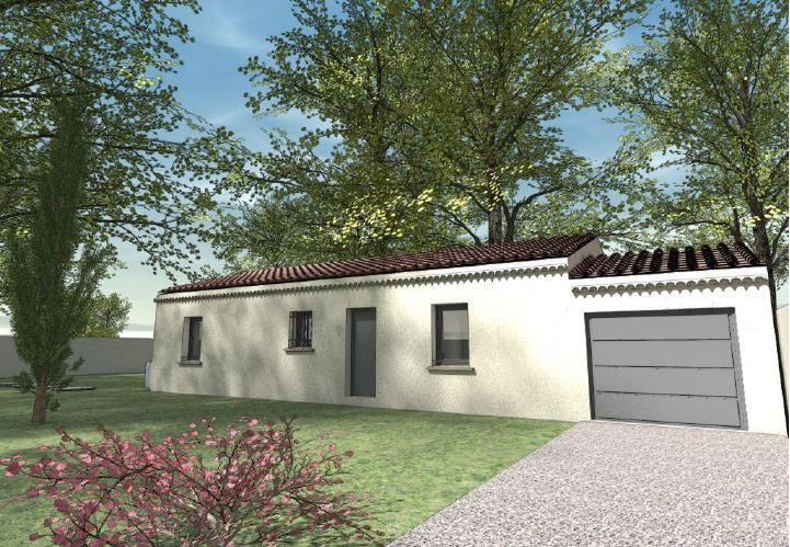 Maisons du constructeur TRADICONFORT SUD EST • 90 m² • CARPENTRAS