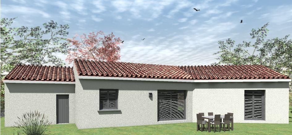 Maisons du constructeur TRADICONFORT SUD EST • 86 m² • PIOLENC