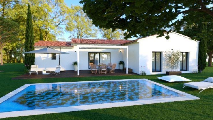 Maisons du constructeur TRADICONFORT SUD EST • 83 m² • PIOLENC