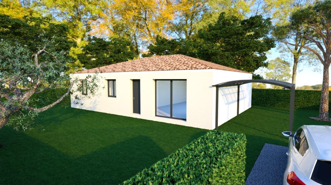 Maisons du constructeur TRADICONFORT SUD EST • 91 m² • BOLLENE