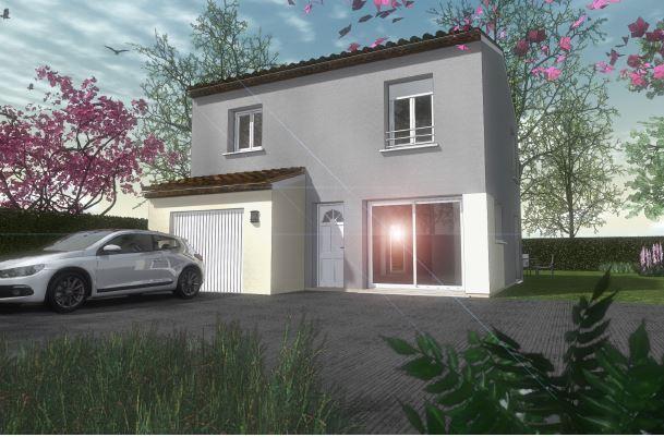 Maisons du constructeur TRADICONFORT SUD EST • 86 m² • AVIGNON