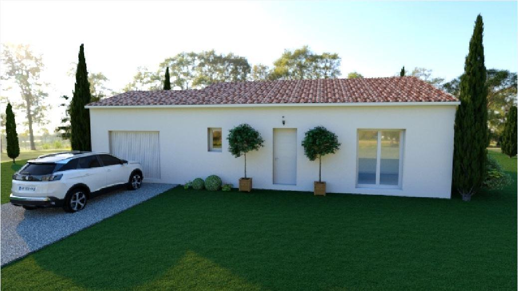 Maisons du constructeur TRADICONFORT SUD EST • 91 m² • RASTEAU