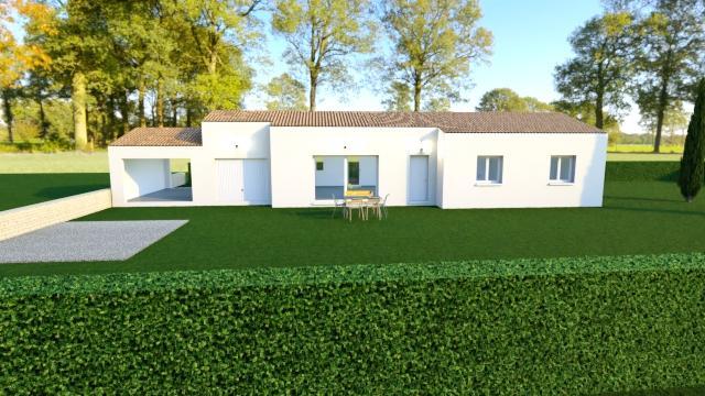 Maisons du constructeur TRADICONFORT SUD EST • 110 m² • L'ISLE SUR LA SORGUE