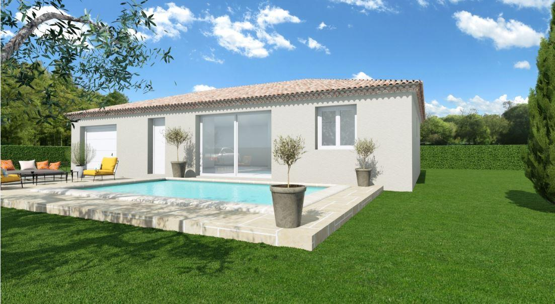 Maisons du constructeur TRADICONFORT SUD EST • 96 m² • CARPENTRAS