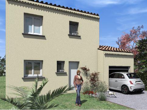 Maisons du constructeur TRADICONFORT SUD EST • 110 m² • ALTHEN DES PALUDS