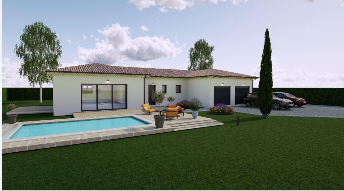 Maisons du constructeur TRADICONFORT SUD EST • 100 m² • L'ISLE SUR LA SORGUE