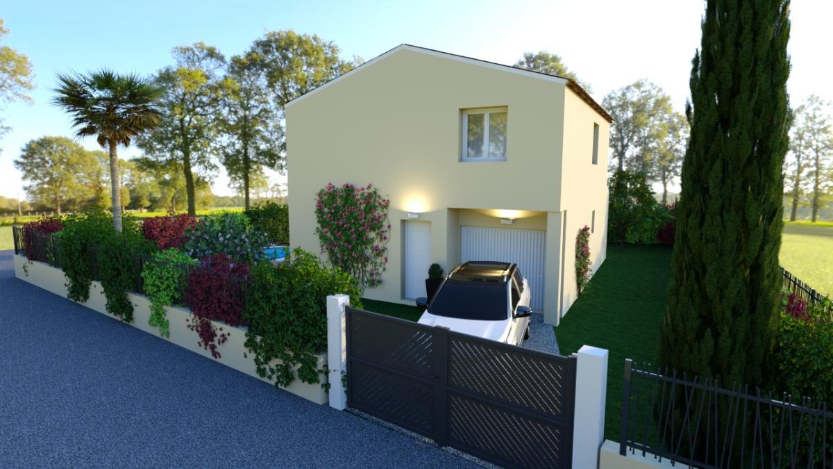 Maisons du constructeur TRADICONFORT 83 • 91 m² • CARNOULES