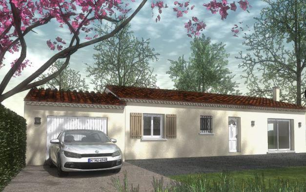 Maisons du constructeur TRADICONFORT 83 • 90 m² • CUERS