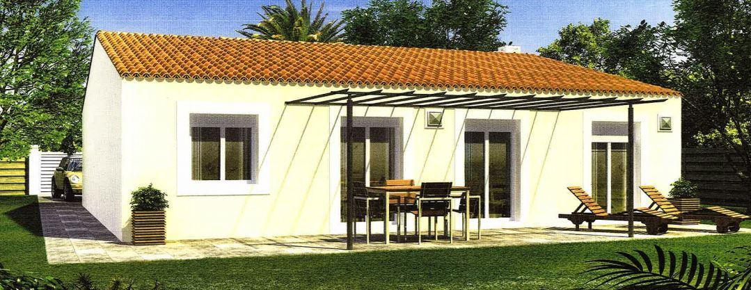 Maisons du constructeur TRADICONFORT 83 • 82 m² • GONFARON