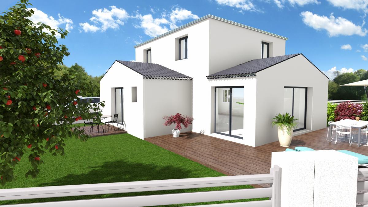 Maisons du constructeur TRADICONFORT 83 • 96 m² • PIGNANS