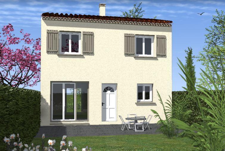 Maisons du constructeur TRADICONFORT 83 • 100 m² • BRIGNOLES