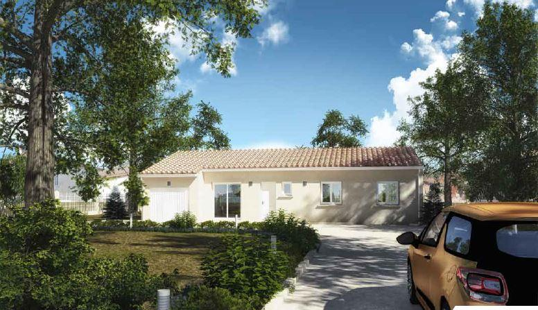Maisons du constructeur TRADICONFORT 83 • 96 m² • LORGUES
