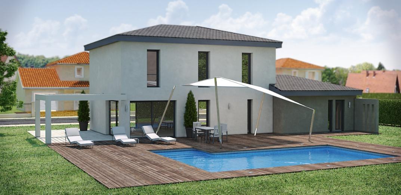 Maisons + Terrains du constructeur DF2G • VULBENS