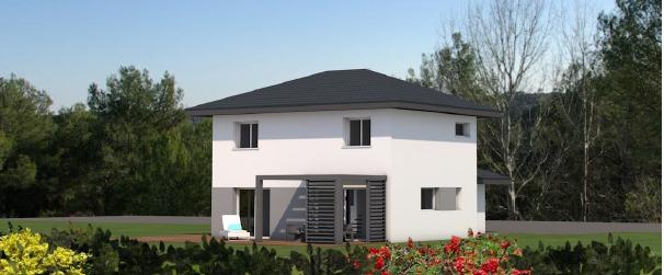 Maisons + Terrains du constructeur DF2G • 100 m² • PERS JUSSY