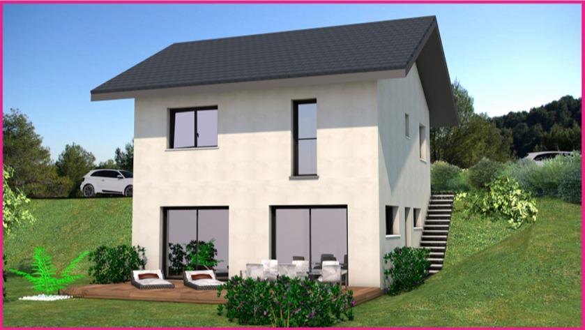 Maisons + Terrains du constructeur DF2G • 115 m² • DINGY EN VUACHE