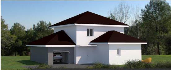 Maisons + Terrains du constructeur DF2G • 137 m² • CUVAT