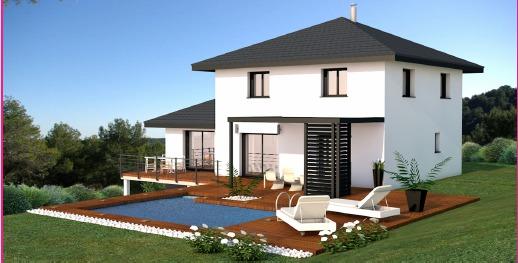 Maisons + Terrains du constructeur DF2G • 135 m² • DINGY EN VUACHE