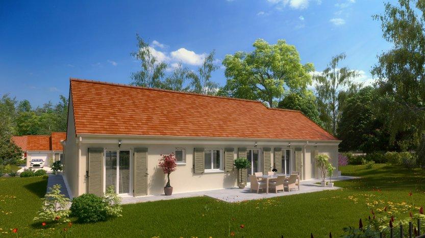 Maisons du constructeur MAISONS PIERRE PESSAC • 116 m² • CAMBLANES ET MEYNAC