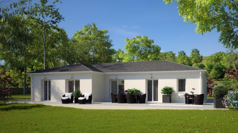Maisons du constructeur MAISONS PIERRE PESSAC • 112 m² • CREON