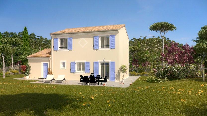 Maisons du constructeur MAISONS PIERRE - PESSAC • 87 m² • BEAUTIRAN