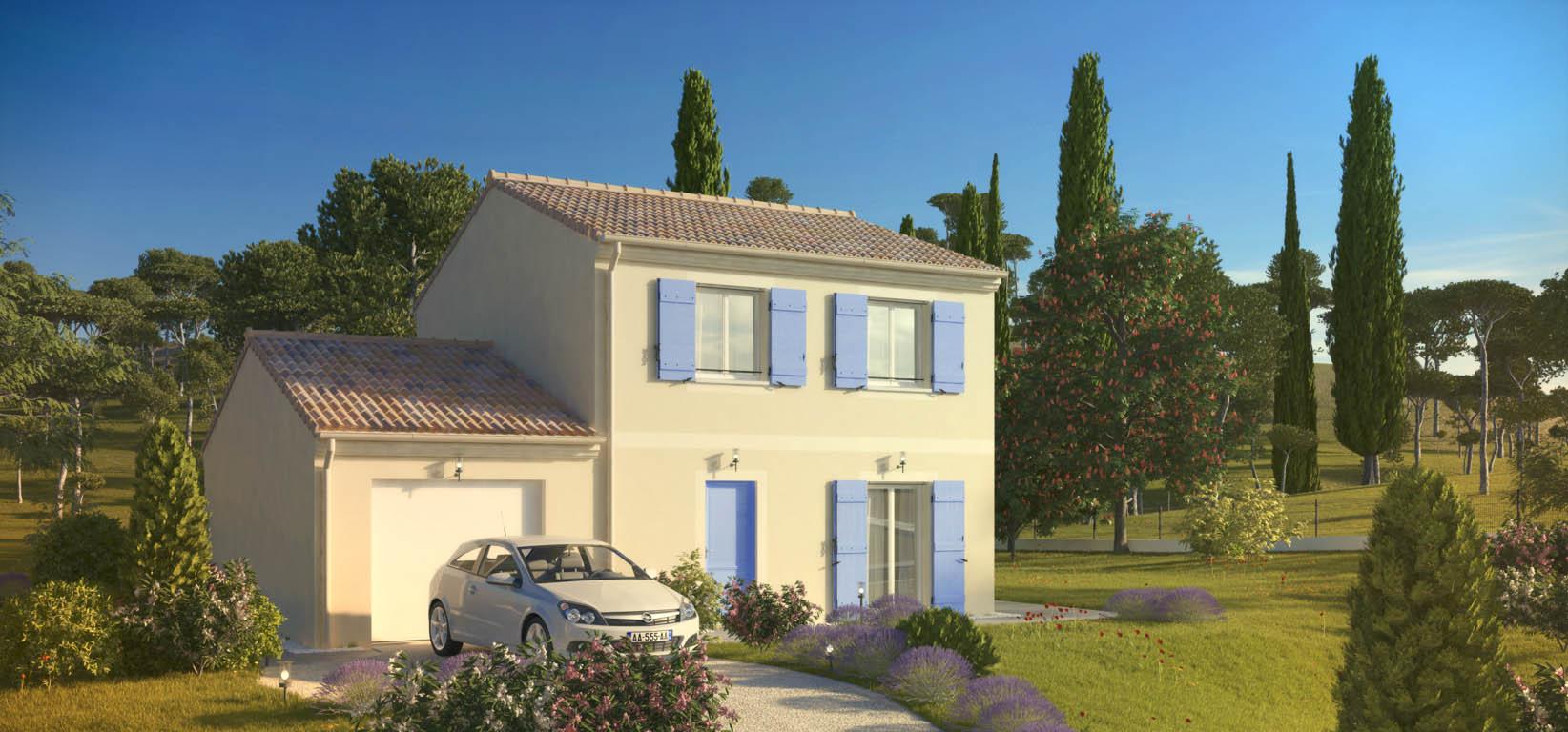 Maisons du constructeur MAISONS PIERRE - PESSAC • 92 m² • CENON