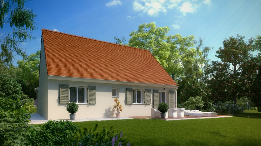 Maisons du constructeur MAISONS PIERRE - PESSAC • 86 m² • CENON