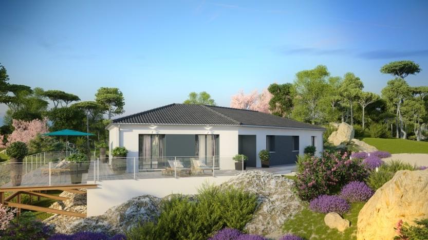 Maisons du constructeur MAISONS PIERRE - EVRY • 136 m² • LA BREDE