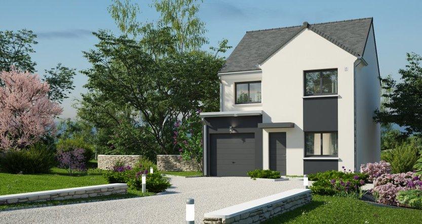 Maisons du constructeur MAISONS PIERRE - EVRY • 107 m² • RIS ORANGIS