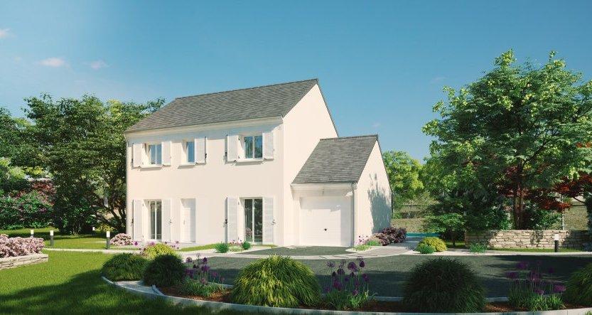 Maisons du constructeur MAISONS PIERRE - EVRY • 110 m² • MARCOUSSIS