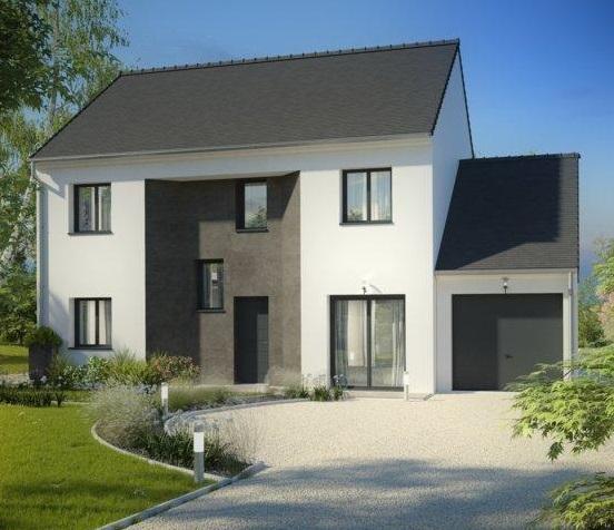 Maisons du constructeur MAISONS PIERRE - EVRY • 133 m² • MARCOUSSIS