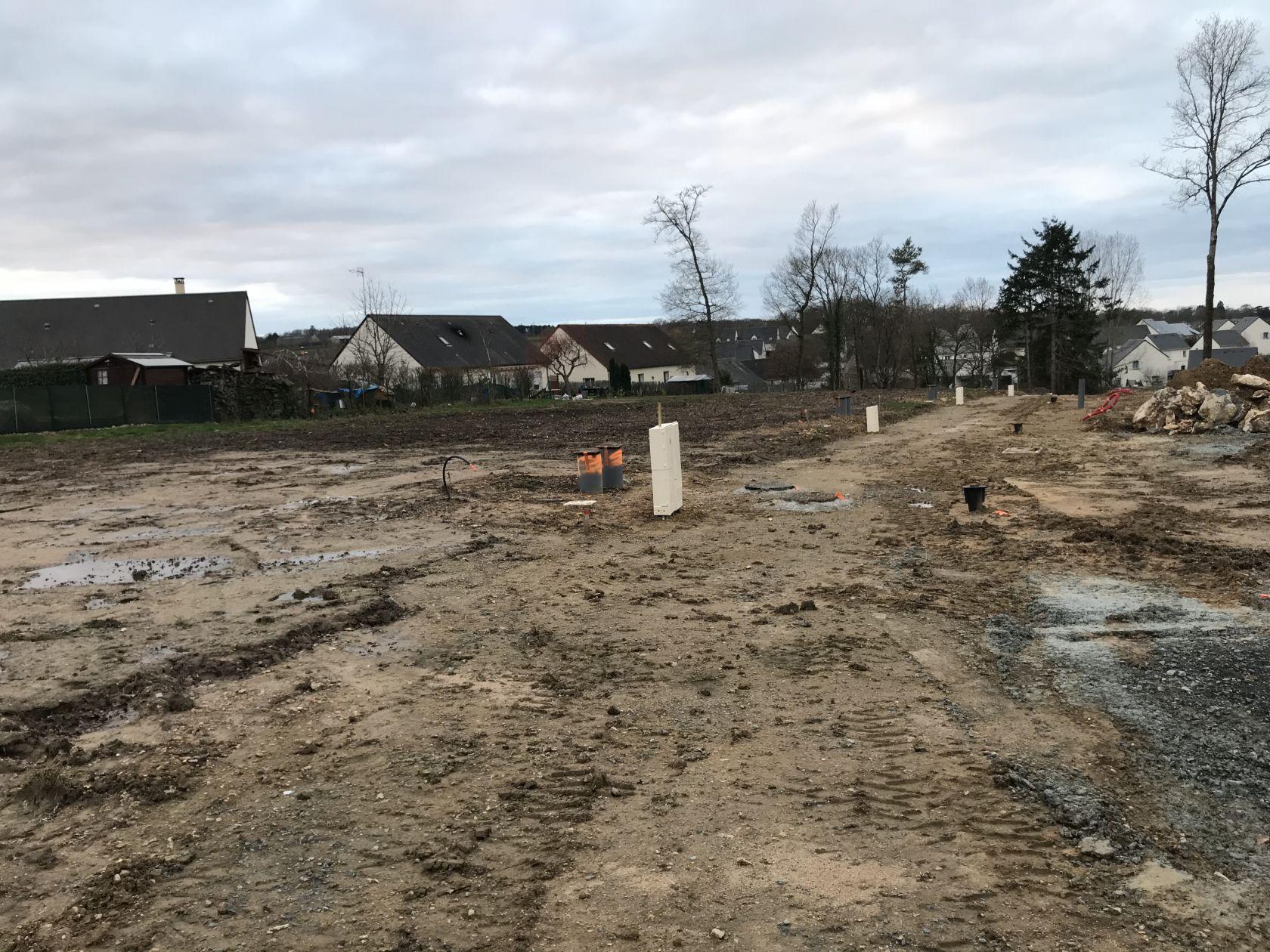 Terrains du constructeur MAISONS I  • 467 m² • AMBOISE